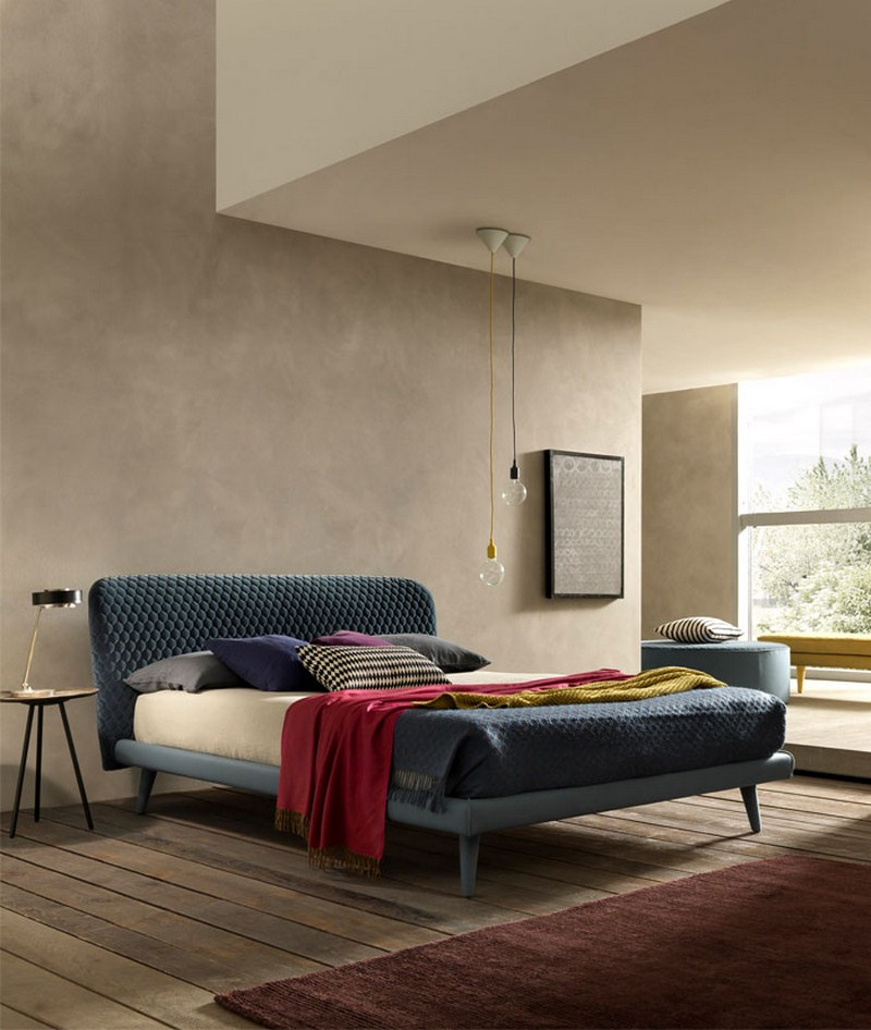 Complete Your Bedroom Design with Corolle by Bolzan Letti-1 bedroom design Complete Your Bedroom Design with Corolle by Bolzan Letti corolle double bed removable cover bolzan letti 1