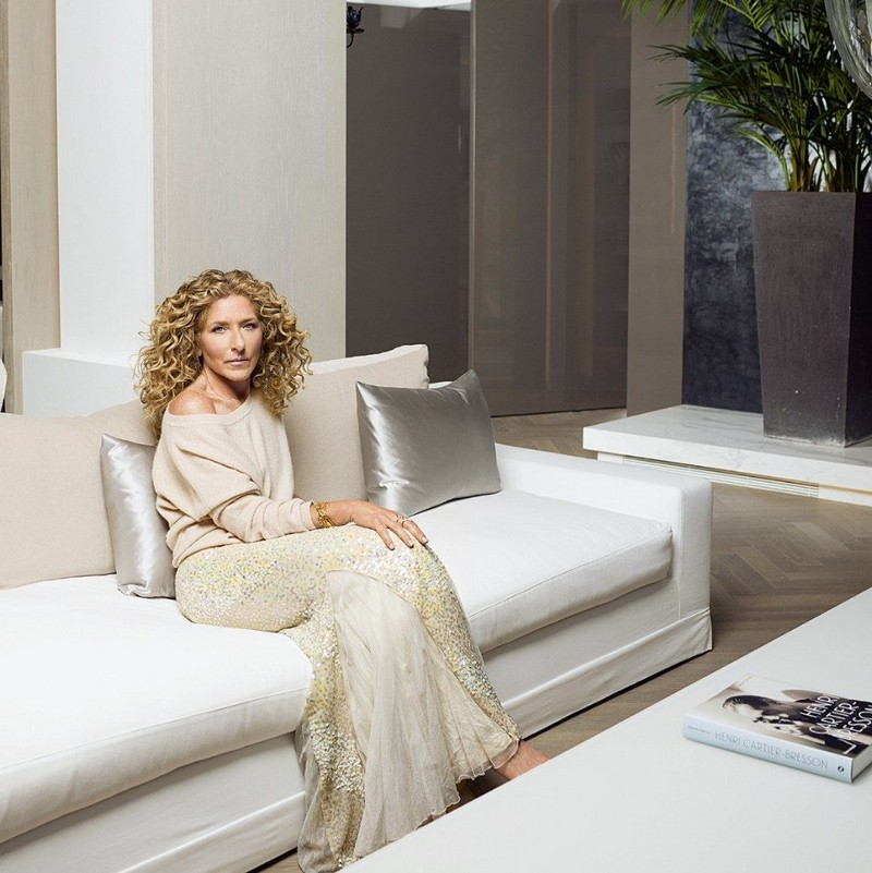 Celebrity Interior Kelly Hoppen's Fabulous home-1
