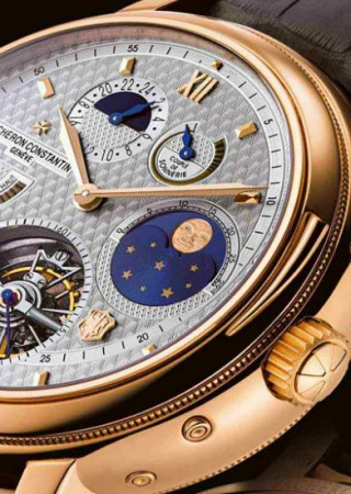 Top 3 Unique Wristwatch Collection-Vacheron Constantin Tour De L'Ile