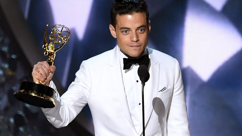 Emmy Awards 2016 Rami Malek