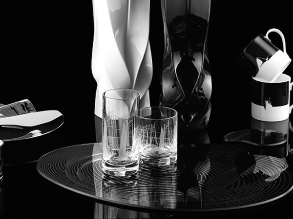 Zaha Hadid Design's homeware collection at Maison & Objet Paris