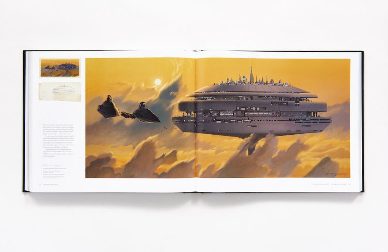 abr_20160827_0091 star wars A visionary look into Ralph McQuarrie's artwork Star Wars ABR 20160827 0091