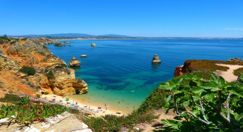 Algarve the perfect destination perfect touristic destination Algarve: Perfect Touristic Destination to Celebrate the End of Summer Dom Camilo Strand Algarve Lagos