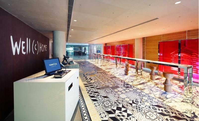 Ultimate Design by Philippe Starck design by philippe starck M Social Hotel the Ultimate Design by Philippe Starck Lobby