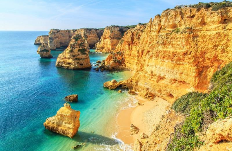 Perfect Touristic Destination perfect touristic destination Algarve: Perfect Touristic Destination to Celebrate the End of Summer vakantie portugal