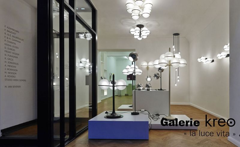Top 3 Design Galleries top 3 design galleries It's time to check the top 3 Design Galleries in Paris! 02 Galerie Kreo 1