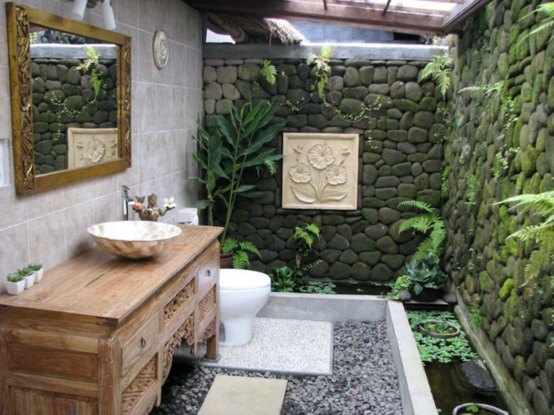 #4 tropical bathroom 10 Astonishing Tropical Bathroom Ideas That You Must See Today 10 Amazing