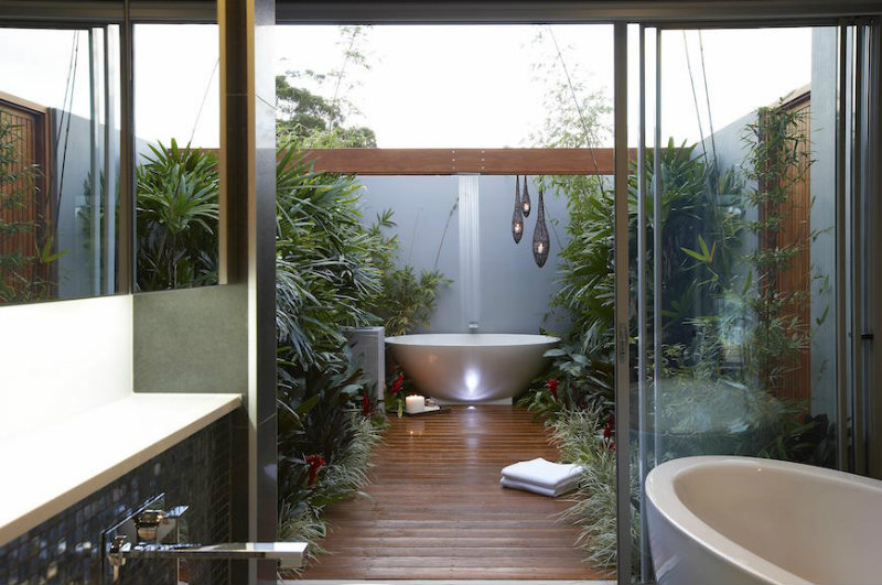 #5 tropical bathroom 10 Astonishing Tropical Bathroom Ideas That You Must See Today 10 Amazing