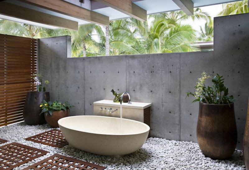 #9 tropical bathroom 10 Astonishing Tropical Bathroom Ideas That You Must See Today 10 Amazing