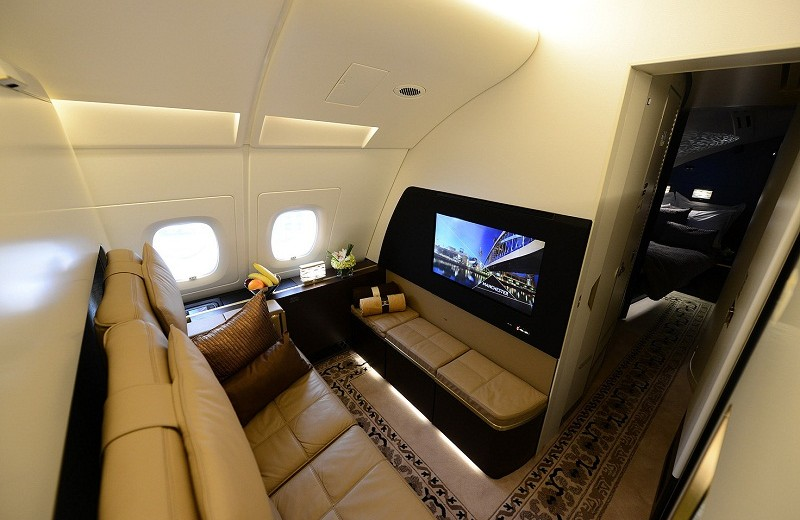 Coveted: Meet the most luxurious suite in the sky: The Residence by Etihad