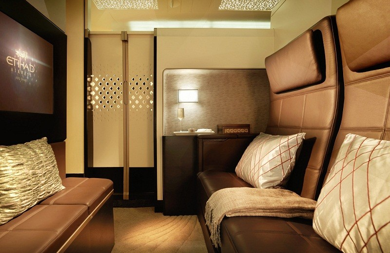 Meet the most luxurious suite in the sky: The Residence by Etihad the residence by etihad Meet the most luxurious suite in the sky: The Residence by Etihad 2 theresidence