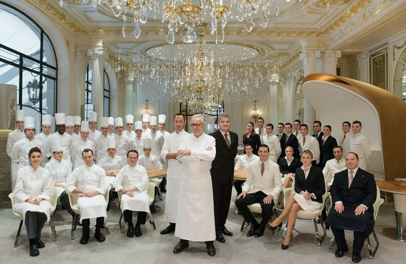 Alain Ducasse Plaza Athenee 3 Michelin Star michelin star The best places to eat in EUROPE: Warm yourself in Michelin Star style Alain Ducasse a Plaza Ath  n  e