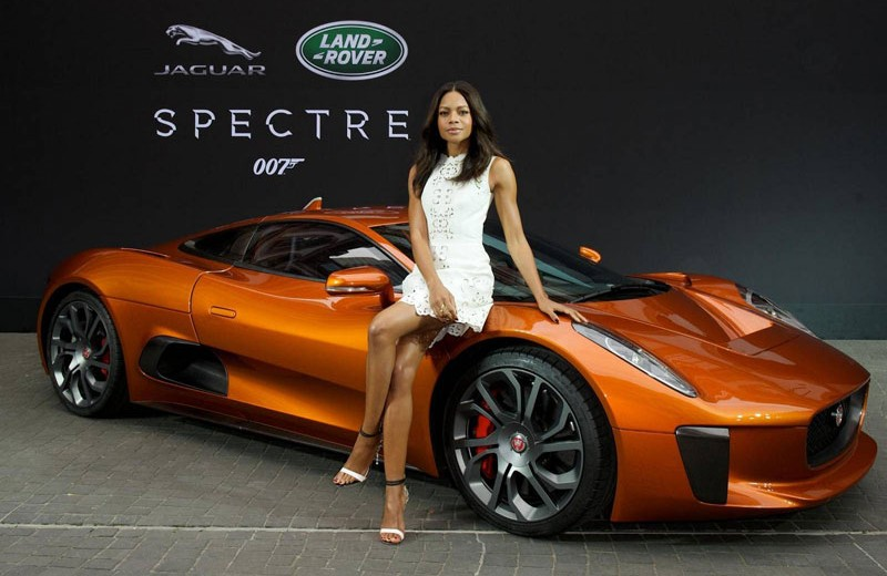James Bond james bond The Greatest Cars to Have Appeared in the James Bond Series Bond Cars Spectre 3
