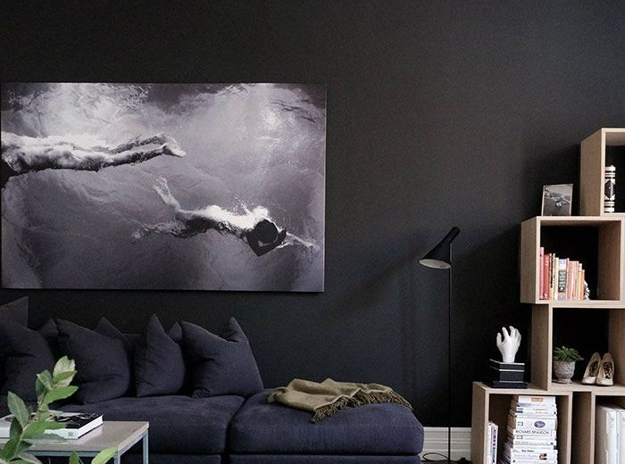 black-living-room-ideas-for-your-home-decor living room ideas Black Living Room Ideas to Enhance Your Home Decor black living room ideas for your home decor