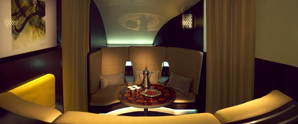 Meet the most luxurious suite in the sky: The Residence by Etihad