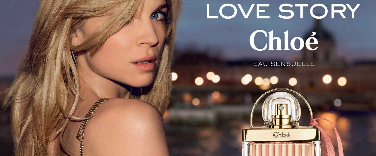 Relish Chloe's Romantic New Fragrance - Love Story Eau Sensuelle - Covet  Edition