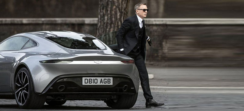 James Bond james bond The Greatest Cars to Have Appeared in the James Bond Series james bond aston martin 1440px c 1