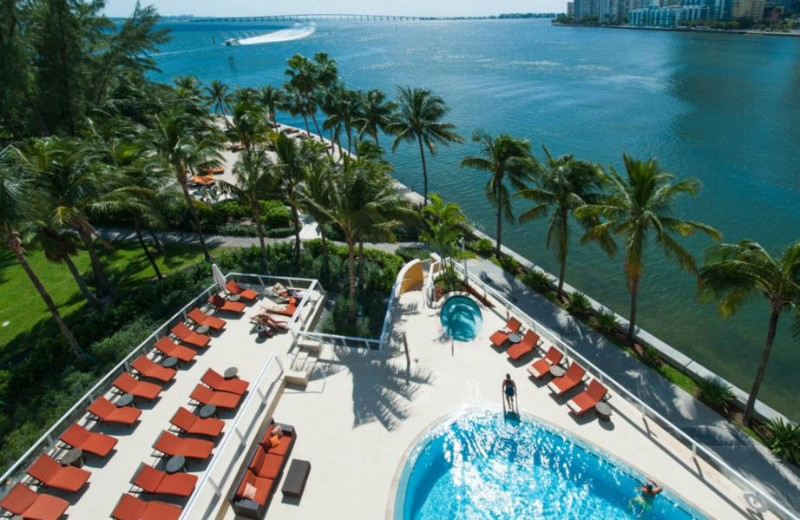 miami-pool-beach-club mandarin oriental Hotels We Covet - Hotel Mandarin Oriental miami pool beach club