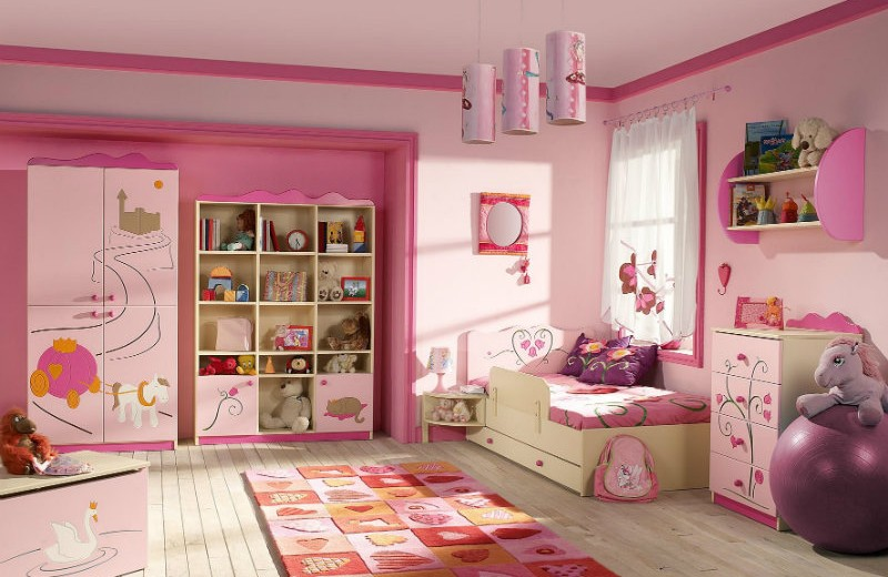 pink-bedroom-bedroom ideas bedroom ideas Chic and Exquisite Bedroom Ideas for girls pink bedroom
