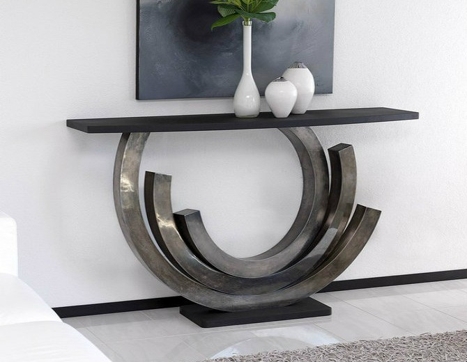 Modern Console Tables For Contemporary Interiors Covet