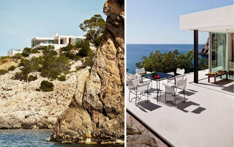 Laplace Studio laplace studio AD Top 100 Interior Designers 2017: Laplace Studio Ibiza house
