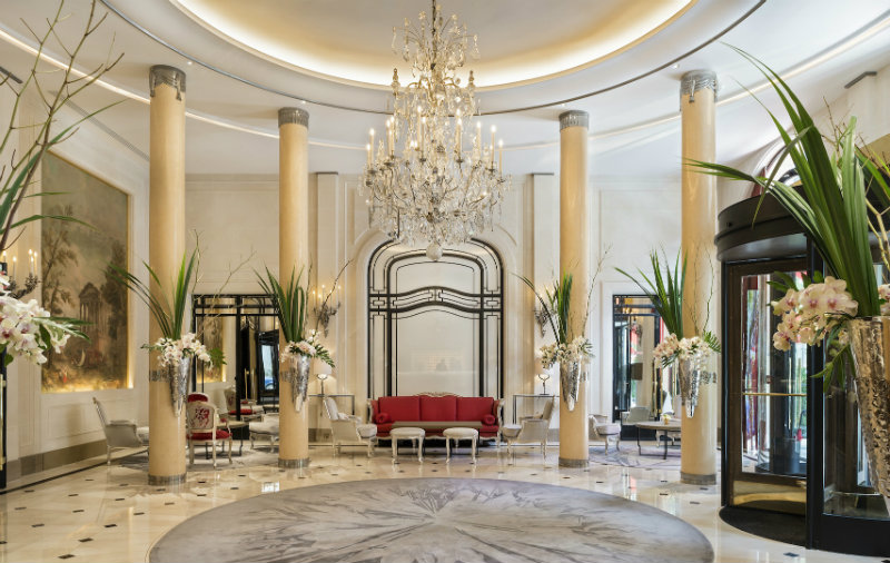 plaza-athenee-hotel: Paris Deco Off 2017 paris deco off 2017 Rive Gauche, Rive Droite: Paris Deco Off 2017 Plaza Ath  n  e Hotel