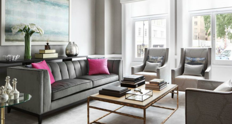 The Most Glamorous Living Room Ideas By Taylor