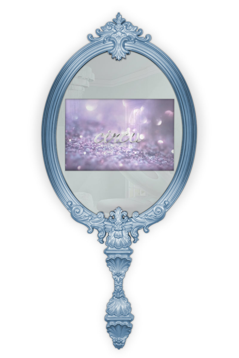 blue-magicalmirror maison et objet 2017 Maison et Objet 2017 Maison et Objet 2017 - Celebrating Circu's Magical World of Furniture blue magicalmirror