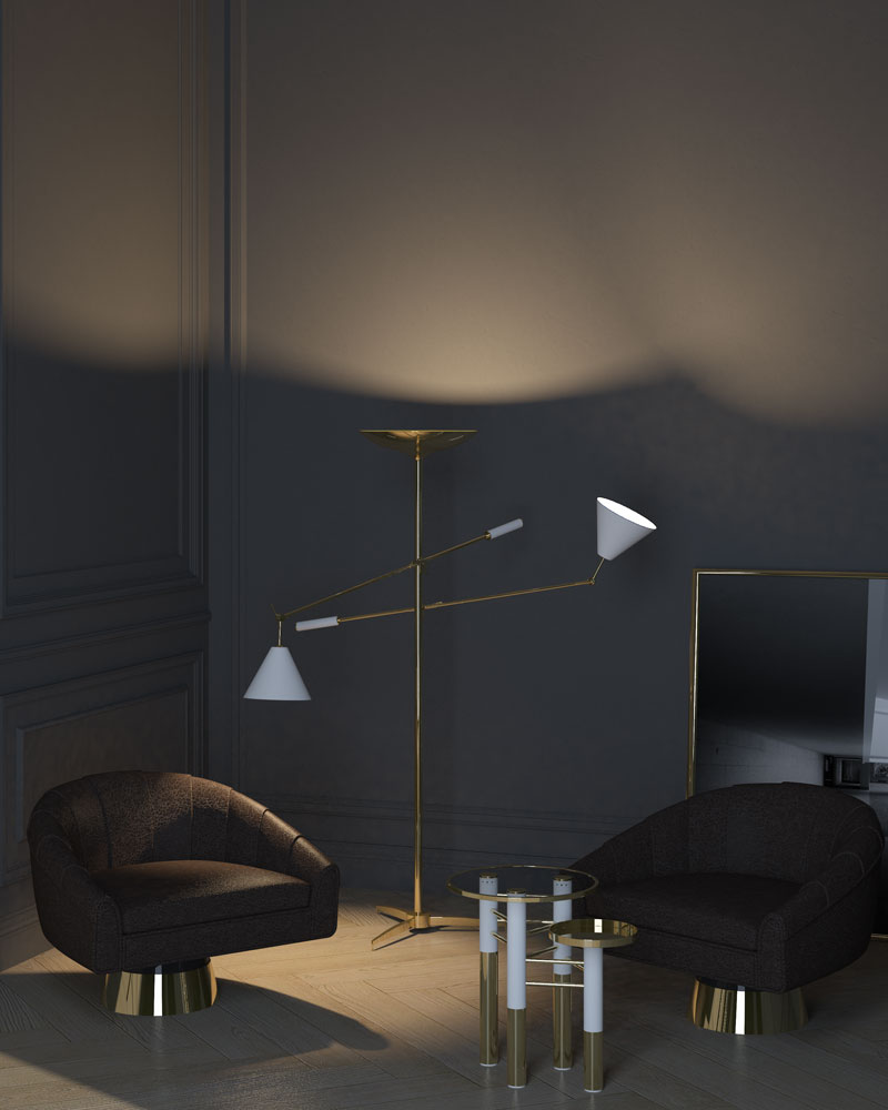 DELIGHTFULL INTENDS TO IMPRESS MAISON ET OBJET 2017 WITH UNIQUE LAMPS maison et objet 2017 DELIGHTFULL INTENDS TO IMPRESS MAISON ET OBJET 2017 WITH UNIQUE LAMPS sinatra floor lamp