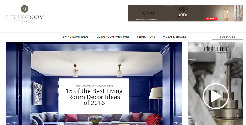 Top 100 Best Interior Design Blogs of 2016 by coveted magazine  100 Best Interior Design Blogs Ever to Add to Your Favorites 25