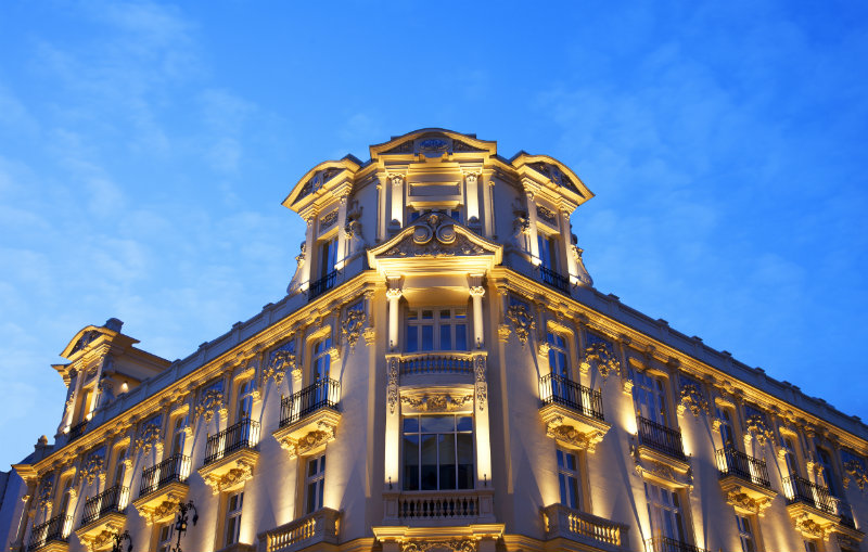 42 Hotel & Spa Urso hotel and spa urso Hotels We Covet -  Luxury Hotel & Spa Urso in Madrid 42