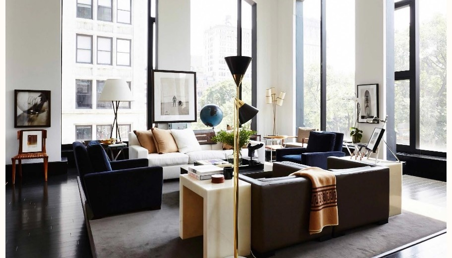 5 ad top 100 interior designers AD TOP 100 INTERIOR DESIGNERS 2017: Dan Fink Studio 5 2