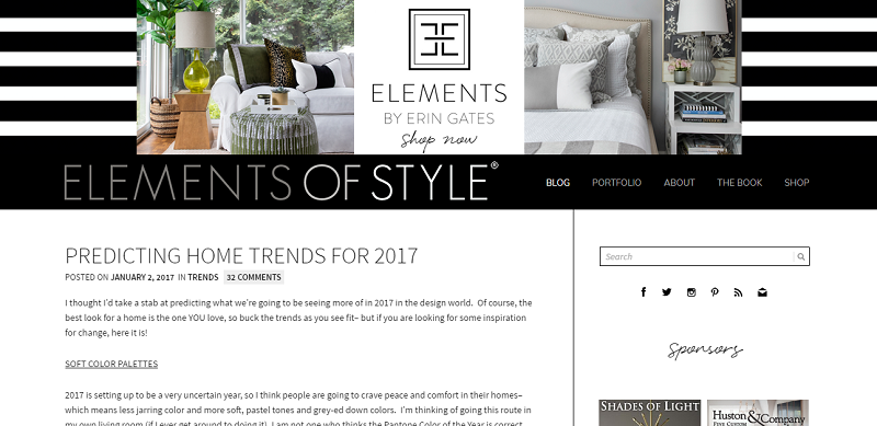 Top 100 Best Interior Design Blogs of 2016 by coveted magazine  100 Best Interior Design Blogs Ever to Add to Your Favorites 57