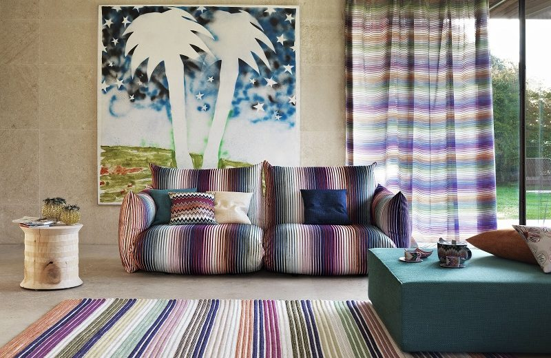 MAISON ET OBJET 2017: MOST WANTED SPRING TRENDS 2017 BY MISSONI HOME