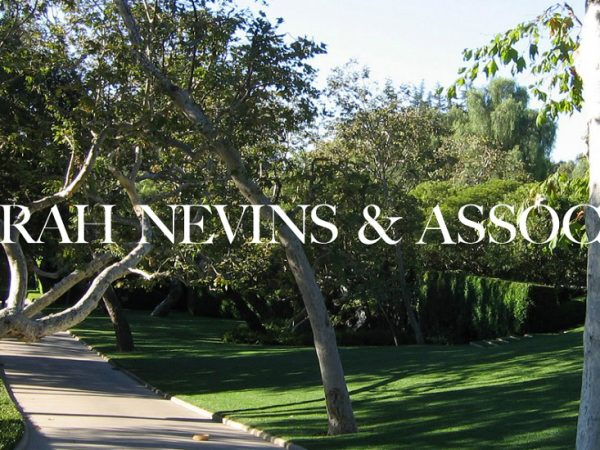 AD TOP 100 INTERIOR DESIGNERS 2017: Deborah Nevins & Associates