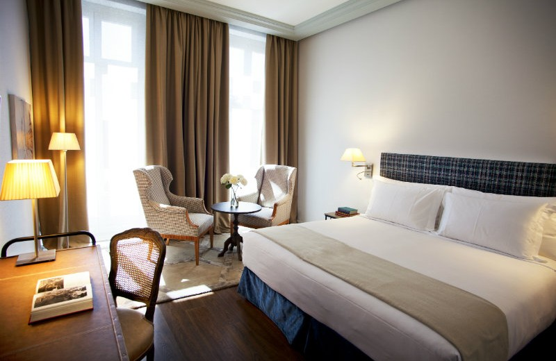ursobedroom Hotel and Spa Urso hotel and spa urso Hotels We Covet -  Luxury Hotel & Spa Urso in Madrid ursobedroom