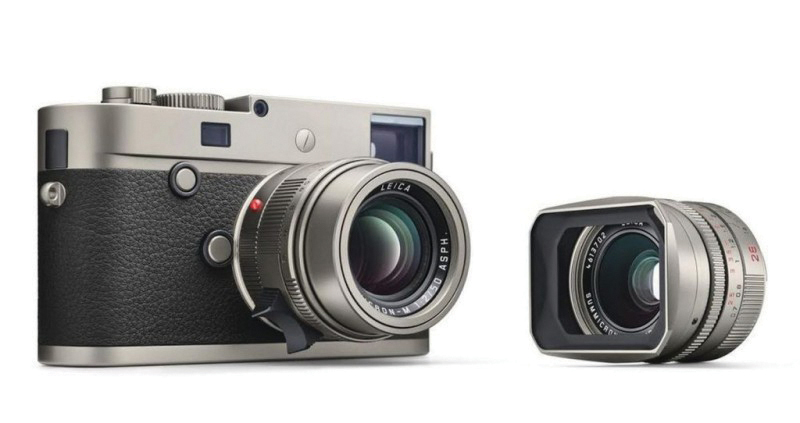 News and Trends Worldwide News and Trends Worldwide News and Trends Worldwide Leica M P    TITANIUM