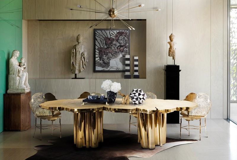 8 bold dining tables fortuna