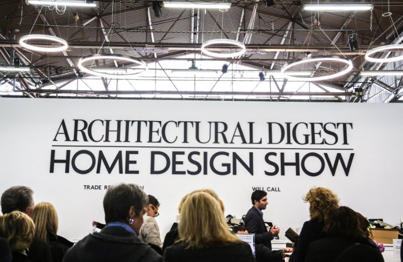 Architectural-Digest-Design-Show--1 ad show 2017 ad show 2017 AD SHOW 2017 - A Preview to KOKET's Vintage Glamour Allure Architectural Digest Design Show 1