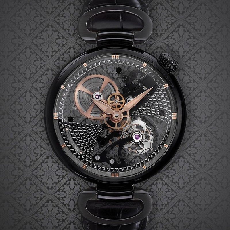 Top 50 Finest Watches and Jewelry Exhibitors to See at BaselWorld 2017 ➤ To see more news about the Interior Design Magazines in the world visit us at www.interiordesignmagazines.eu #interiordesignmagazines #designmagazines #interiordesign @imagazines BaselWorld 2017 Top 50 Finest Watches and Jewelry Exhibitors to See at BaselWorld 2017 Black Shappeirors Kerbedanz