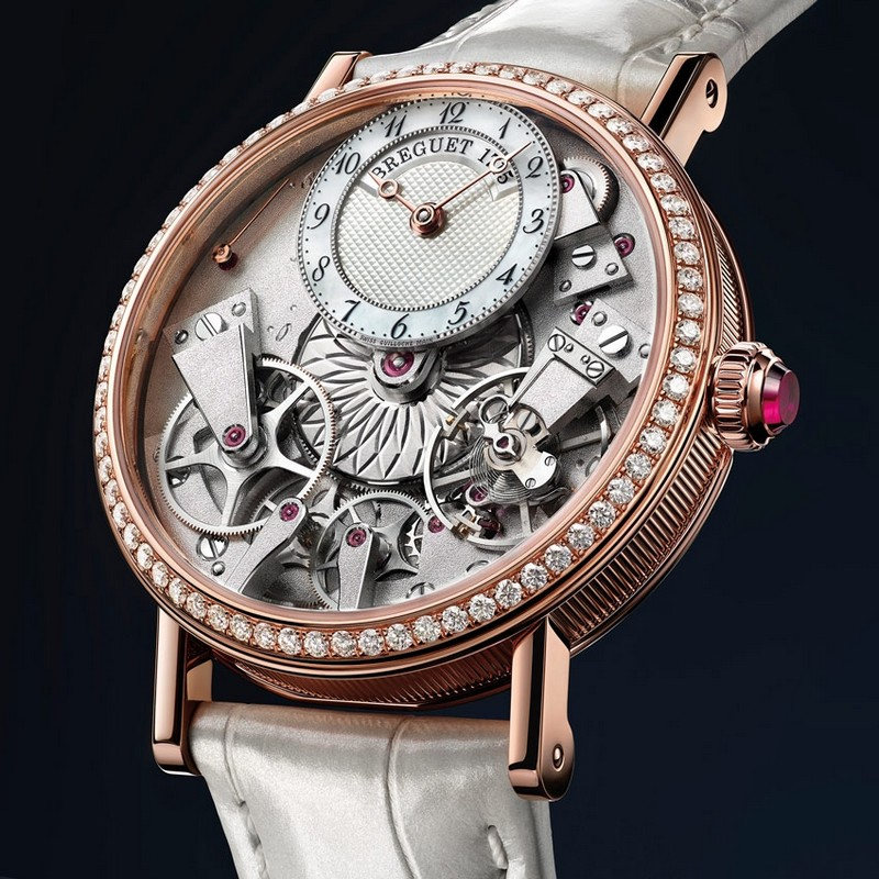 Breguet - Tradition Dame basel Baselworld 2017 – Top Exhibitors Of The Finest Watches And Jewelry Breguet Tradition Dame