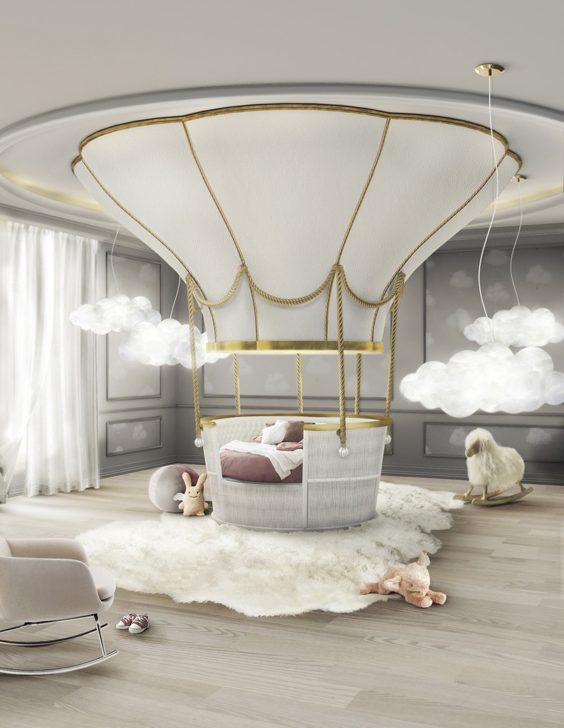 CC Kids Bedroom (2) luxury brands Design Möbel Top 8 Design Möbel Marken um Ihr Haus ein Heiligtum machen CC Kids Bedroom 2