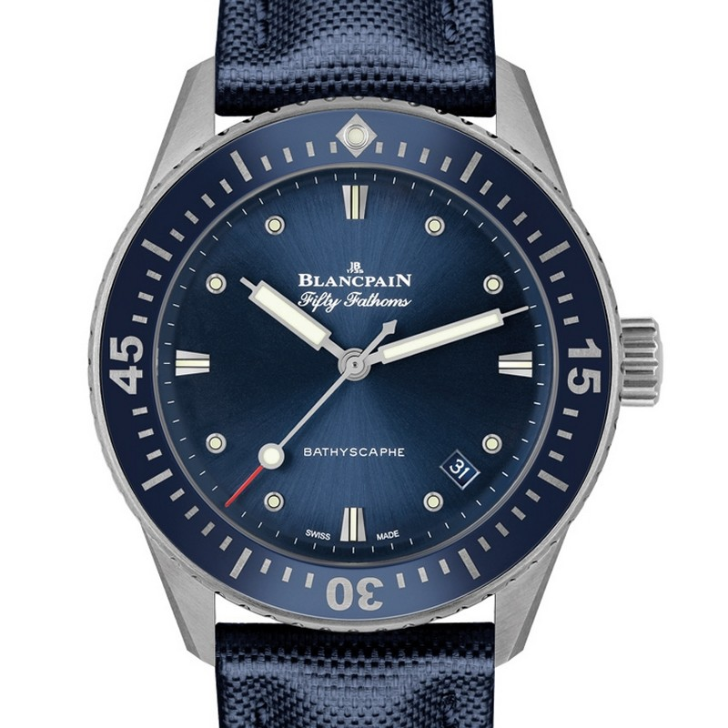 Fifty Fathoms Bathyscaphe - blancpain baselworld 2017 basel Sneak Peek: What to Expect at Basel 2017 Fifty Fathoms Bathyscaphe blancpain