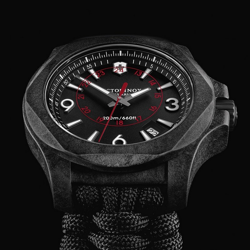 I.N.O.X. Carbon - victorinox basel Baselworld 2017 – Top Exhibitors Of The Finest Watches And Jewelry I