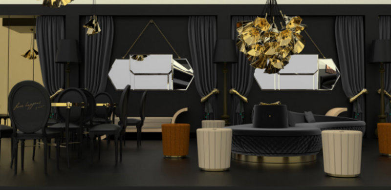Koket Brings Vintage Glamour to the Worldwide Famous AD Design Show 2017 ➤ Discover the season's newest designs and inspirations. Visit Design Build Ideas at www.designbuildideas.eu #designbuildideas #homedecorideas #colorschemeideas @designbuildidea ad design show 2017 Koket Brings Vintage Glamour to the Renowned AD Design Show 2017 KOKET Brings Vintage Glamour to AD Design Show 2017 New York Design Event 768x373