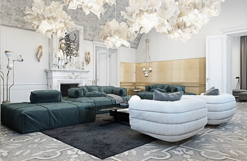 Luxury Residence in Italy by Iryna Dzhemesiuk (5) design projects Five Extraordinary Design Projects that Will Leave You Speechless Luxury Residence in Italy by Iryna Dzhemesiuk 5