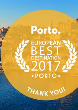 Porto Distinguished as The Best European Destination 2017