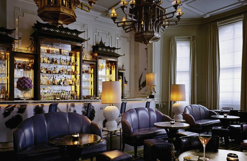 Langham Hotel - Artisan Bar langham hotel Langham Hotel London 151 years of history and design artesian