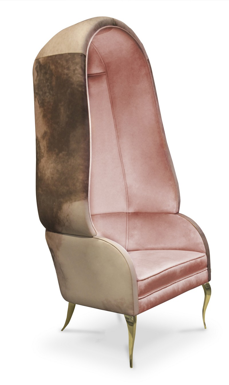 drapesse-chair-10 koket Be Up to Date with KOKET's Trendiest Colours for this Season drapesse chair 10