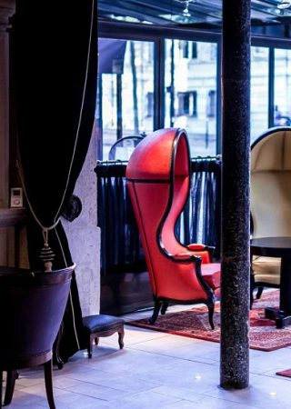 Meet The Impressive Hotel Maison Albar in Paris